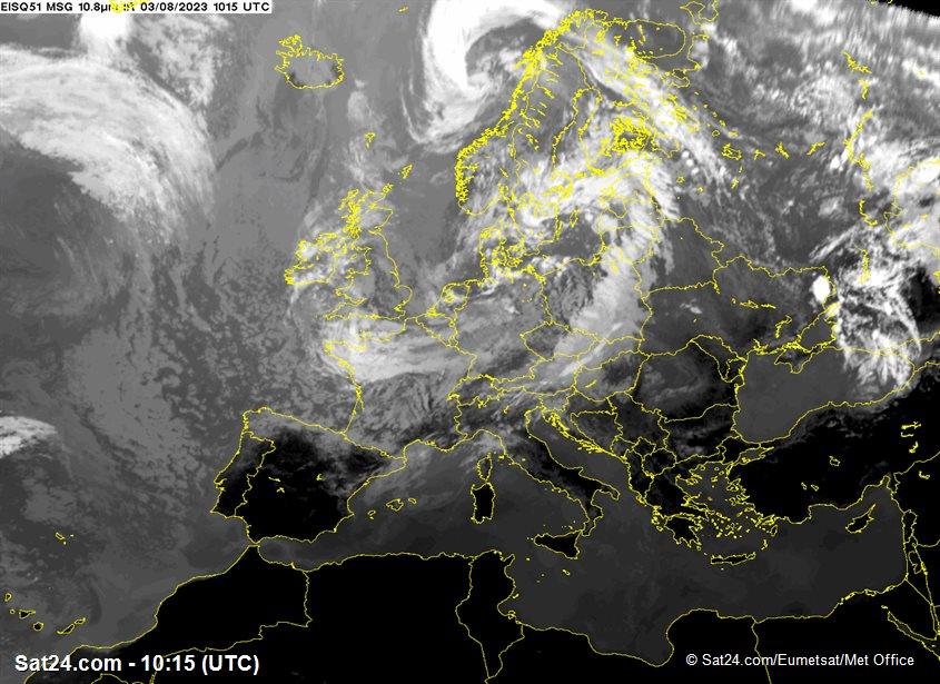 Satellitenbilder Deutschland